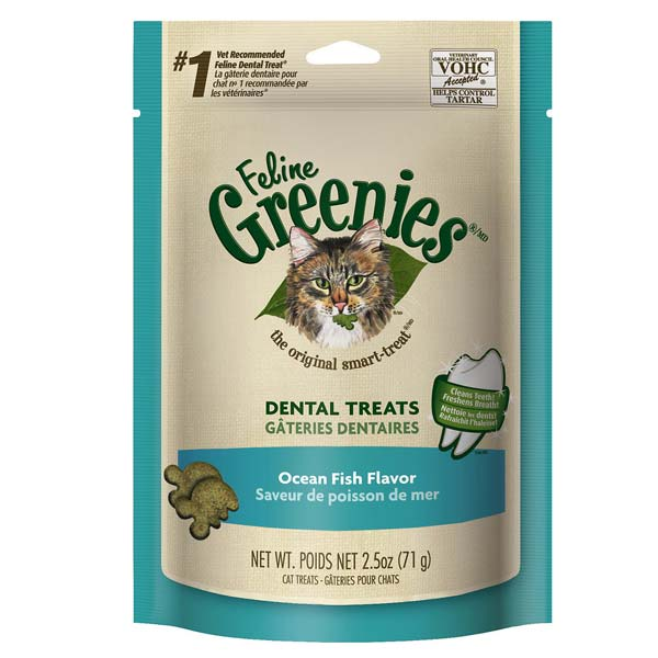 Feline--Greenies-Dental-Treat-Ocean-Fish