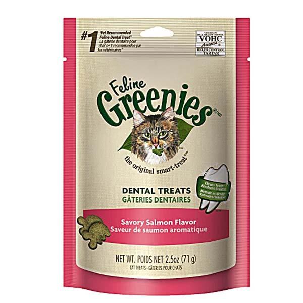 Feline-Greenies-Dental-treat-Savory-Salmon