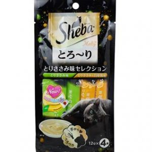 Sheba Creamy chicken & whitefish ( 4sachets x12g )