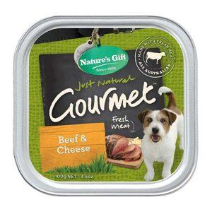 gourmet-nature's-gift-beef&cheese-pate-bo&phomai-100g-thucanuot