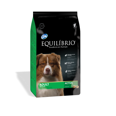 Equilibrio adult all breeds active 2kg