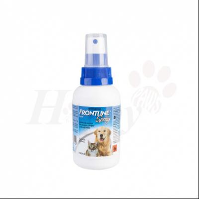 Frontline spray 100ml – Xịt diệt ngoại ký sinh trùng ve rận bọ chét