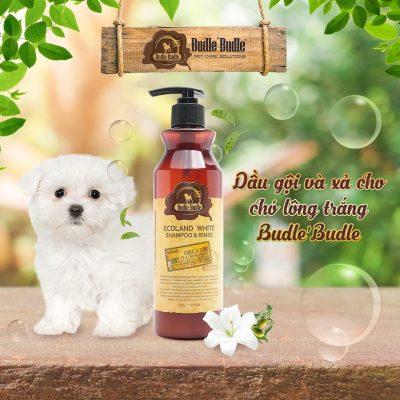 Dầu tắm dành cho chó con Ecoland Shampoo