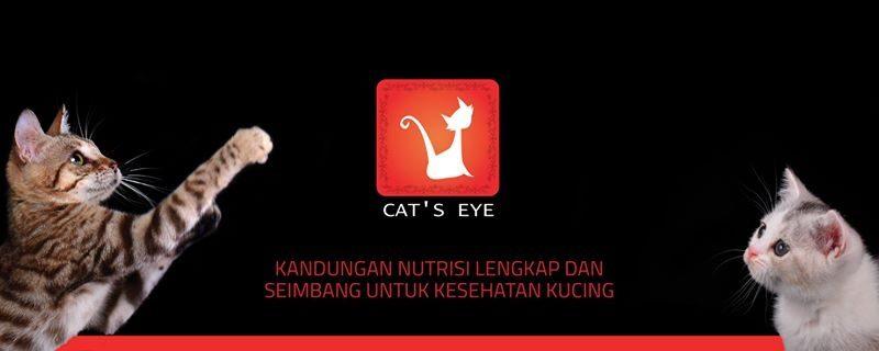 Thương hiệu thức ăn cho mèo Cats Eye